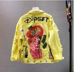 Denim Jacket women Justapick