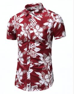 Summer shirt menJustapick